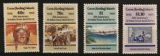 COCOS - KEELING ISLANDS - 1989 - 50° del primo rilievo aereo dell'Oceano Indiano