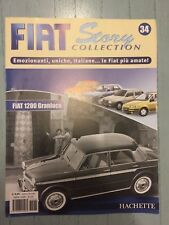 "FIAT STORY COLLECTION "" FIAT 1200 GRANLUCE "" HACHETTE FASCICOLO"