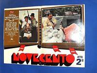 H Fotobusta Original Nocecento 2 Bertolucci Robert De Niro 2