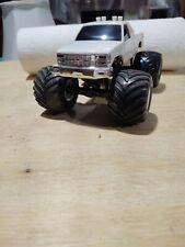 Chevy Silverado Monster Truck Nice spinning axles! This is a assembled model.