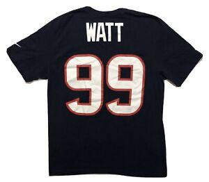 Houston Texans Youth T-Shirt # 99 Whatt Size Medium