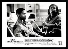 4 Original Pressefotos Der Knochenjäger mit Denzel Washington ## G 11529