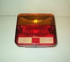 Genuine Piaggio Ape Rear Light Unit Assembly 567192 NOS Tail Lamp
