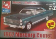 1:25 scale 1967 Mercury Comet plastic model kit by AMT