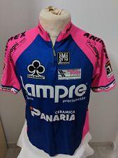 maglia ciclismo team Lampre Panaria 1994 Colnago no campagnolo Bianchi cycling