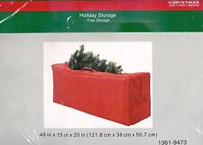 Artificial Tree Storage Bag ~ Up To A 6 Ft Tree ~Or Other Seasonal Storage ~New~