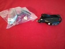 Original TomTom One v2 & v3 Window Mount - 4A00.201 + Cigarette Lighter Adaptor