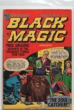 BLACK MAGIC Vol. 3 #4 (#22) Jack Kirby Crestwood Publishing 1953 VG/FN