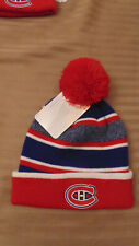 Montreal Canadiens NHL Hat Cap Tuque Mens Womens  New NWT