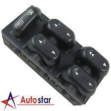 New Power Window Master Switch 5L1Z14529AA For Ford F150 Front LH Driver Side