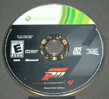 Forza Motorsport 4 Essentials Edition Xbox 360 Disc Only