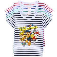 Paw Patrol boys girls t-shirt spring autumn size 3-8