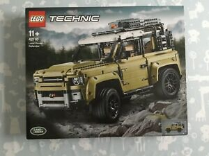 🟥LEGO TECHNIC 42110 Land Rover Defender