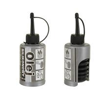LEDA - Silicone oil 60ml with Applicator Tip Silikon Öl Olej Airsoft Paintball
