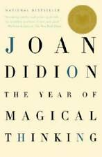 The Year of Magical Thinking - Paperback By Didion, Joan - GOOD