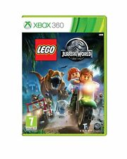 LEGO Jurassic World (Xbox 360) BRAND NEW SEALED