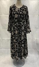 Long Dress Maxi Dress Abaya Burka with Full Sleeves and Inner Lining - UK