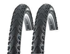 """2 piezas neumático de la bicicleta Kenda 24"""" k-935 GOMA 24x1, 95 (50-507) Negro"""