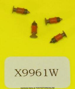 hornby oo spares x9961w 1x pack of 4 sprung buffers suits new class t9 loco