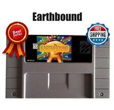 Earthbound SNES Super Nintendo Video Game Cartridge Card 16 Bit NTSC US Console