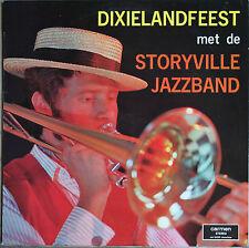 DIXIELNDFEEST MET DE STORYVILLE JAZZBAND    33T LP