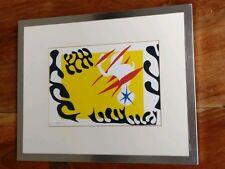 Le Cauchemar de l'elephant blanc. Henri Matisse framed print.