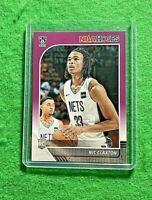 NIC CLAXTON ROOKIE PURPLE CARD BROOKLYN NETS RC 2019-20 NBA HOOPS BASKETBALL RC