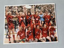 FC BAYERN MÜNCHEN Deutscher Meister 1980 komplett signiert signed Foto 10x13,5