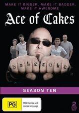 Ace Of Cakes : Season 10 (DVD, 2014)   108