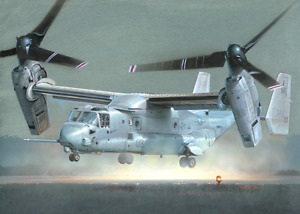Italeri 2622 Bell-Boeing V-22 Osprey Tiltrotor Aircraft 1/48 Plastic Model Kit
