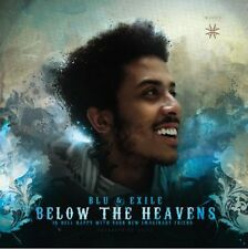 Blu & Exile, Blu & Exhile - Below the Heavens [New CD]