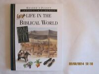 Life in the Biblical World (Journeys into the Past) by Walker, Richard Hardback