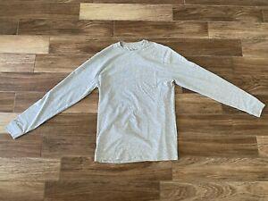 BRAND NEW Men's Vineyard Vines Gray Small Long Sleeve T-Shirt