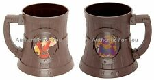 NEW Disney Parks LeFou's Brew Souvenir Stein Mug Cup Beauty and The Beast Gaston