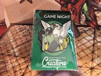 Star City Games SCG Game Night MTG - Goose of Saint Traft Pin - Magic Gathering