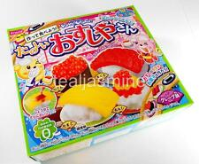 Kracie Popin' Cookin' Sushi Gummy Candy Making Kit Japan USA Seller
