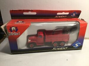 Solido 3117 GMC Depanneuse  Truck Near Mint In Box