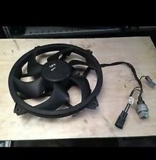 Genuine Peugeot 407 2.0 HDI RHR Citroen C5 Radiator Cooling Fan LOW MILES CHEAP