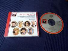 CD Strauß Die Fledermaus Highlights Bosovsky Rothenberger Fischer-Dieskau BEST