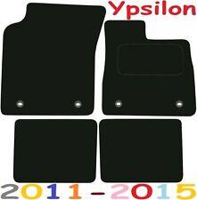 Chrysler Ypsilon DELUXE QUALITY Tailored mats 2011 2012 2013 2014 2015