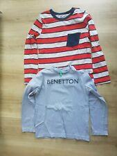 2 Kinder T-Shirt H&M Gr.128