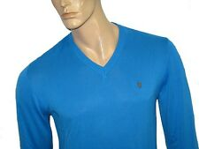 BNWT - FENCHURCH  V Neck Jumper - Bright Blue  Small
