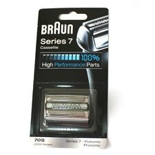 New GENUINE Braun Foil & Cutter Cassette-70S(790cc,760cc,730,720),Series 7, 9000