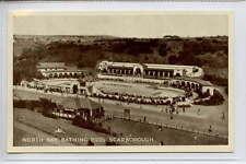 (w16F303-361) North Bay Bathing Pool, SCARBOROUGH c1940  Unused EX