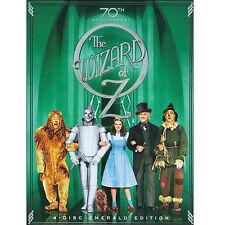 The Wizard of Oz DVD (70th Anniversary 4 Disc Emerald Edition) Multi-region!!!