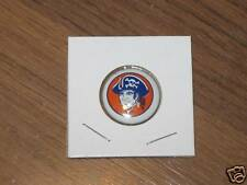 Original 1970's PIRATES Team Logo Tin Litho Baseball pin # 14