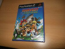 PLAYSTATION 2 HARVEST FISHING ~ NUEVO PRECINTO DE FÁBRICA PS2 VERSIÓN PAL
