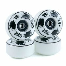Skateboard Wheels and Bearings 52mm 101A, Abec 5, full Set, NEW, FREE POST