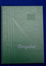 1966 James Breckinridge Jr High School Yearbook Roanoke