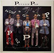 Poison Pop / Poison Pop / Edge / Rock / New Wave / Alfa Records Japan